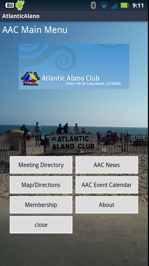 Atlantic Alano Android App